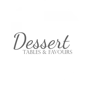 Dessert Tables and Favours Button