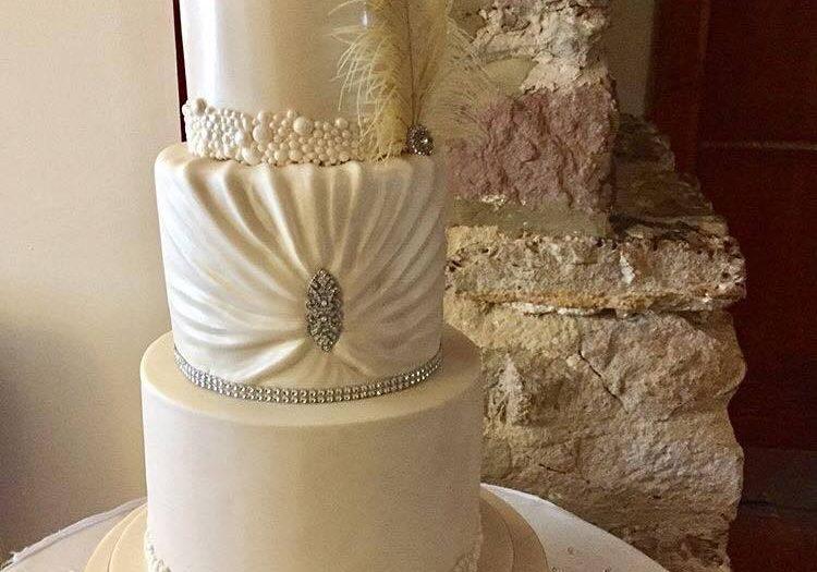 Twenties Cake